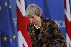 British PM promises vote on 2nd referendum in Withdrawal Agreement Bill