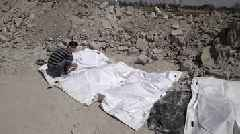 UN Team Unearths 12 Mass Graves Of IS Victims In Iraq