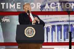 US-China battle for influence sees Trump welcome leaders of South Pacific island nations to the ...