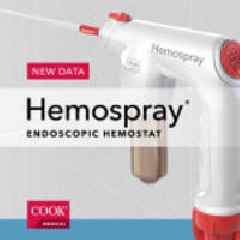 New Study Investigates Safety and Efficacy of Cook Medical's Hemospray® in Treating Nonvariceal Lower GI Bleeds