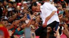 Indonesia election: Joko Widodo re-elected as president