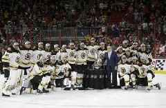 Bruins will scrimmage to stay sharp for Stanley Cup Final