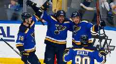 Blues Close Out Depleted Sharks in Game 6 for First Stanley Cup Final Appearance Since 1970