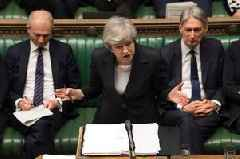 Theresa May could be ousted on Friday after latest Brexit plan sparks more Tory civil war