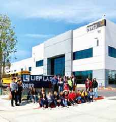 Lief Labs Helps Prep San Fernando High School Students for Higher Education and Careers in Biotech, Health Science and Medical Technology Sectors