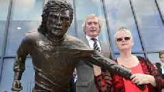 'Not the Best' - George Best statue mocked on social media