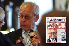 This is the mess that Peter Coates walked into when he took charge of Stoke City again on this day in 2006