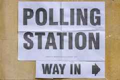 Where is my polling station for the European election 2019?