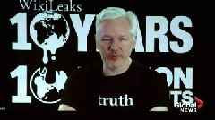 Julian Assange charged with publishing classified info in new U.S. indictment