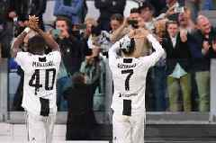 The Derby-born striker now playing with Cristiano Ronaldo at Juventus