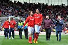 Was Steven Nzonzi as good as Stoke City fans remember? Yes. Yes he was