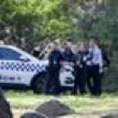 Woman's body found near tennis courts inside Melbourne park