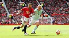 Manchester United thrash Bayern Munich 5-0 in 1999 Treble reunion