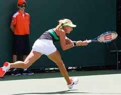 Potapova ousts No. 5 seed Kerber in French Open first round