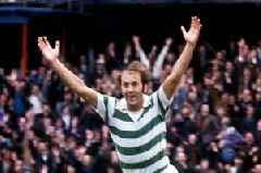 Celtic legend Harry Hood dies aged 74 as tributes flood in for Old Firm hat-trick hero