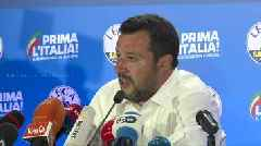 Italian Deputy Prime Minister Salvini: 'Europe is changing'