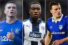 Transfer news LIVE as Celtic and Rangers plus Aberdeen, Hearts and Hibs eye moves