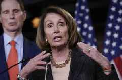 Pelosi says she wants to see Trump 'in prison' but not impeached