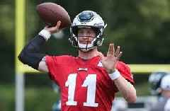 Colin Cowherd: Carson Wentz' new contract is 'very, very smart' on multiple levels for the Eagles