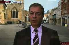 Peterborough by-election: Nigel Farage admits Brexit Party has 'a lot more to do'