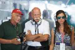 Mercedes yet to fill Lauda's old role