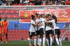 Giulia Gwinn's goal gives Germany a 1-0 win over China in the 2019 FIFA Women's World Cup™