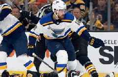 Lineup shuffle continues to click for Blues in Stanley Cup Final