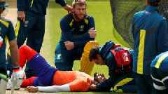 Cricket World Cup: David Warner 'shaken' as bowler struck on head in Australia practice session