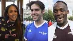 Women's World Cup: Alex Scott talks players to watch and tournament hopes with Kaka, Essien, Saha & more