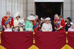 Meghan Markle 'lost' at Trooping the Colour after turbulent first 12 months as royal