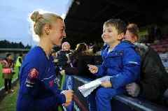 Chelsea player of the year Sophie Ingle on Eden Hazard as a person and a World Cup in Barry