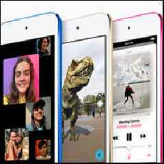Apple's New iPod Gets in Touch With Gamers
