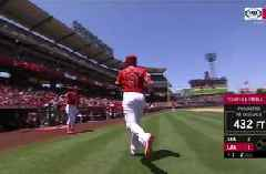 HIGHLIGHTS: Angels struggles at home continue after losing 4 of the last 6