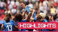 Women's World Cup 2019: Barbara Bonansea stars as Italy stun Australia with come-back win