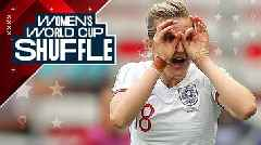 Women's World Cup 2019: Neville's classy touch, a samba hat-trick & a throwback celebration
