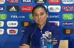 Alex Morgan: 'This team is united in a way I've never seen it before'