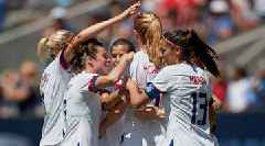 As Women's World Cup Rolls on, USWNT Eager to Start Its Title Defense