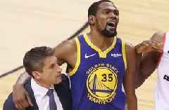 Shannon Sharpe strongly believes the Warriors shouldn't have allowed KD's return to the Finals