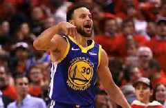 Skip Bayless says Steph Curry 'showed up huge' in the Warriors' Game 5 win