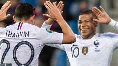 Andorra 0-4 France: World champions bounce back from Turkey defeat to move top of Group H