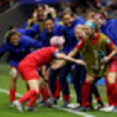 Football: US women's side slammed for too much celebrating in 13-0 rout