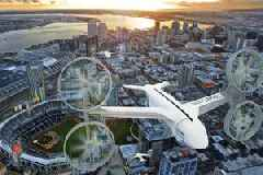 Uber says it will start delivering fast food by drone in San Diego this summer