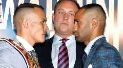 Warrington v Galahad: IBF world champion rubbishes claims his hunger has diminished