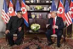 Trump and Kim one year on: A beautiful letter, stalled diplomacy