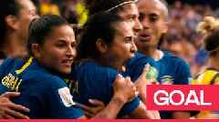 Women's World Cup 2019: Marta's penalty gives Brazil the lead against Australia