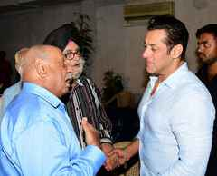 Special screening of Bharat held for families separated during Partition