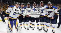Tampa Bay Lightning Favored  to Win 2020 Stanley Cup