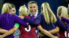 Women's World Cup: England boss Phil Neville says 'players and I having time of our lives'