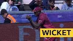 Cricket World Cup: England's Jonny Bairstow falls for 45 v West Indies