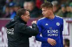 Leicester City's Harvey Barnes relishing further improvements under Brendan Rodgers
